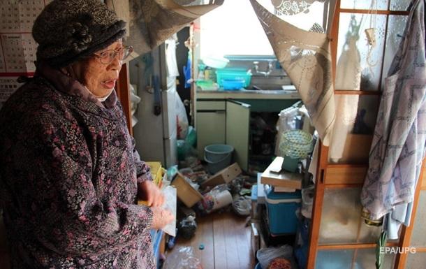 Более 150 человек пострадали при землетрясении в Японии