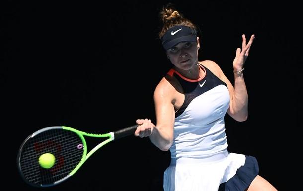 Світоліна не змогла вийти у чвертьфінал Australian Open