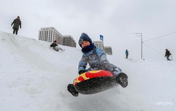 Погода на тиждень: в Україні мороз до -24 і сніг
