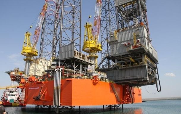 Україна втратила із Кримом половину покладів газу