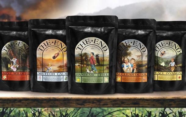 В Іспанії випустили чай зі смаком апокаліпсису