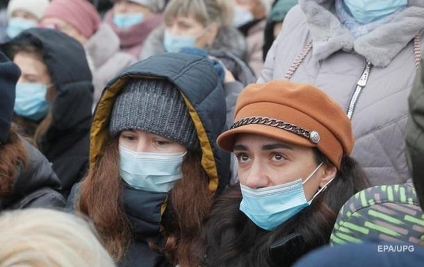 В Україні понад 3 тисячі нових випадків COVID-19