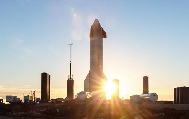 SpaceX запустила ракету-носитель Falcon 9 с 60 спутниками Starlink