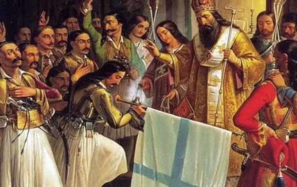 Эллада, из пепла восставшая. 200 лет событиям Греческой войны за независимость