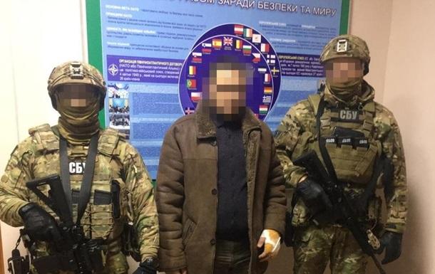 СБУ задержала командира РДГ  ЛНР