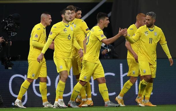 CAS рассматривает дело о техническом поражении сборной Украины