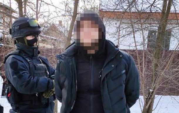 В Харьковской области задержали группу вымогателей