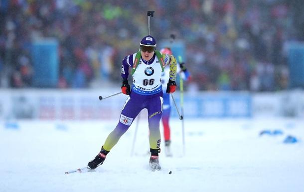 ЧМ по биатлону: Давидова выиграла гонку