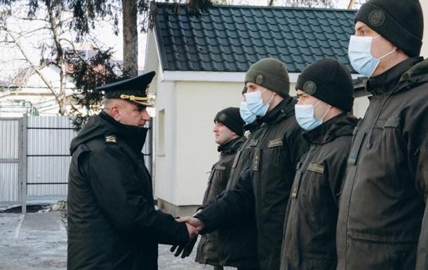 В Ужгороде сформируют новую часть Нацгвардии