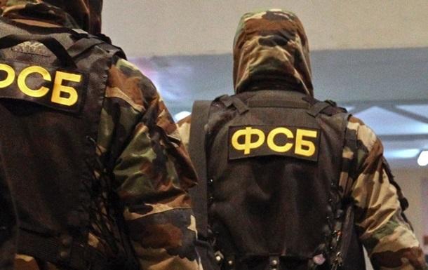 У Криму після обшуків затримали вже п ятьох осіб