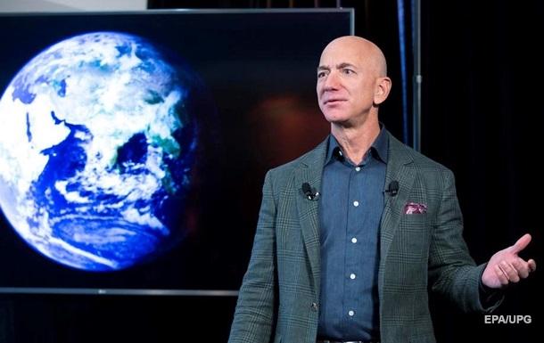 Засновник Amazon Джефф Безос знову став найбагатшою людиною планети