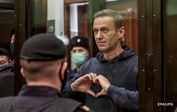 ЄСПЛ вимагає від Росії звільнити Навального