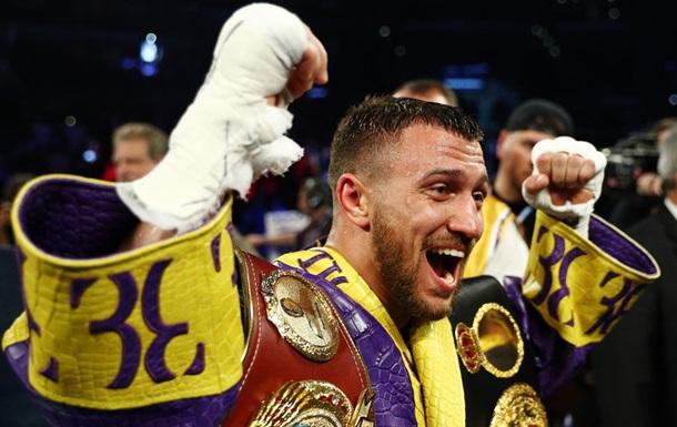 Василю Ломаченку - 33: що ви знаєте про боксера?