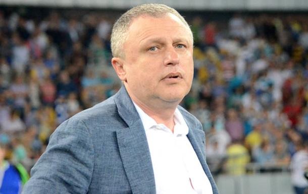 Суркіс: Незрозуміло, як Каштру не потрапив у список кращих тренерів України