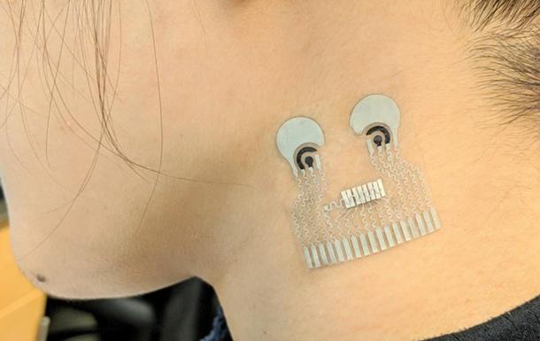Разработан пластырь, умеющий мониторить ряд процессов организма одновременно