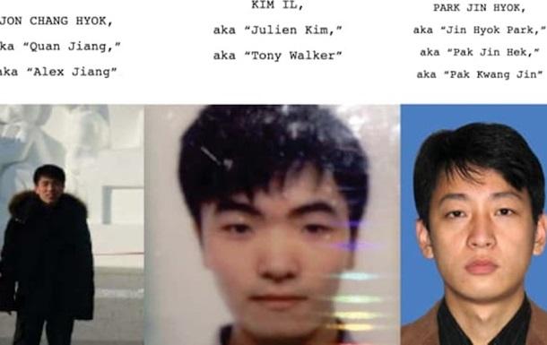 Трьох хакерів з КНДР звинуватили у крадіжці 1,3 млрд доларів