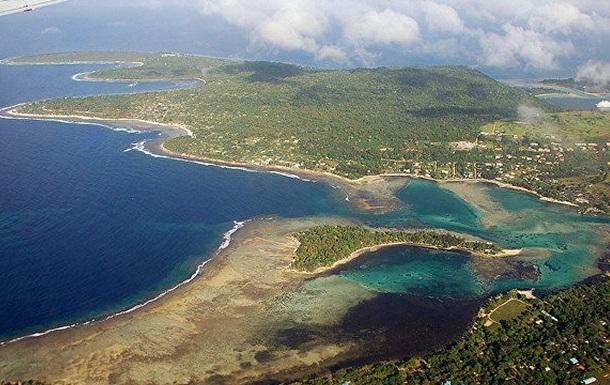 У берегов Вануату произошло сильное землетрясение
