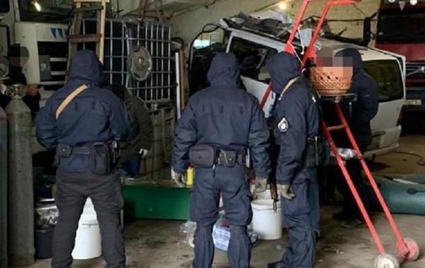 На Черкащині викрили дві нарколабораторії