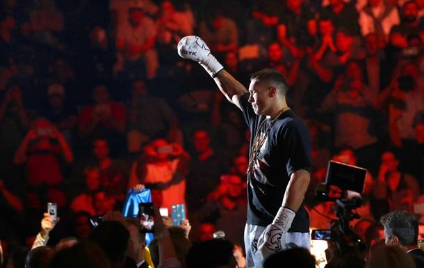 WBO назначила бой Усика с Джойсом за временный титул