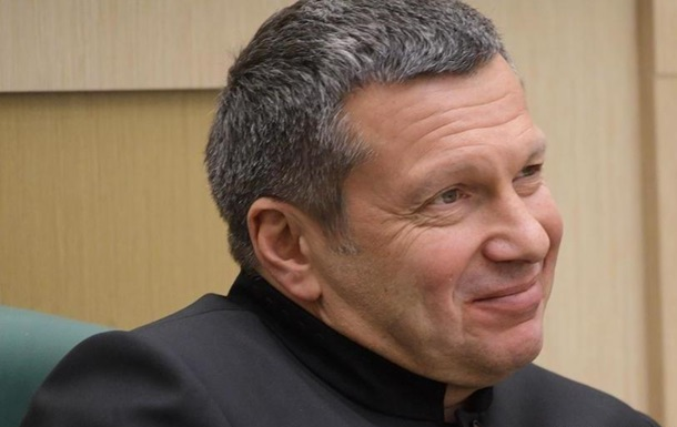Латвія заборонила в їзд російському телеведучому Володимиру Соловйову
