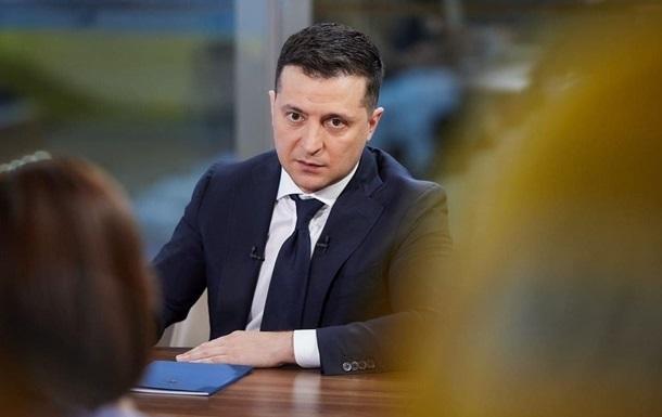 Зеленський знову ветував закон про конкурси на держпосади