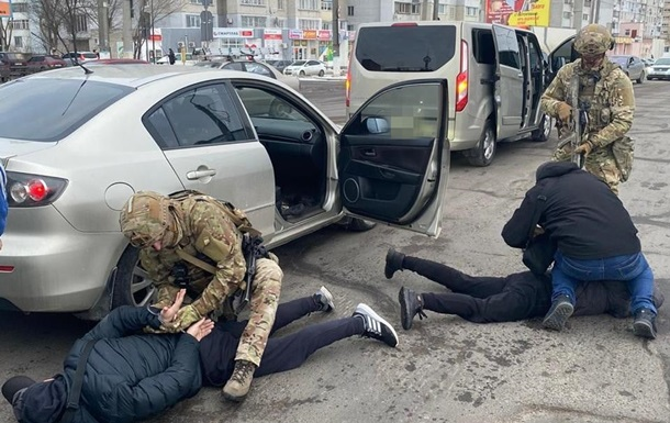 У Миколаєві спецназ затримав ватажків банди