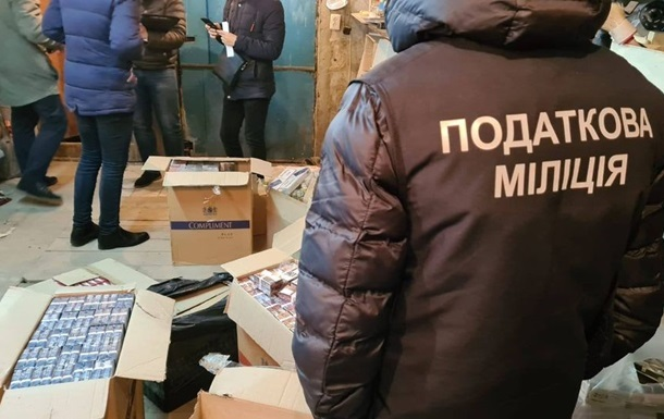В Украине оценили объем теневого рынка сигарет