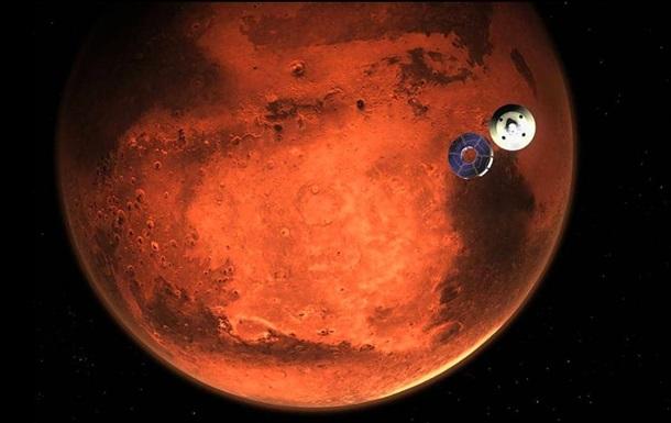 Сім хвилин жаху. Perseverance шукає життя на Марсі