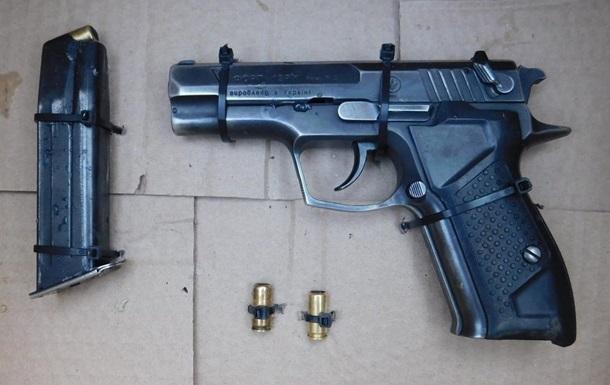 Драка со стрельбой: во Львове двое мужчин выясняли отношения
