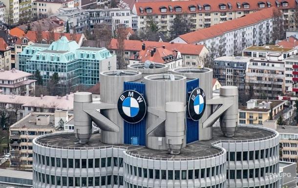 BMW объявил об отзыве 430 тысяч авто в Германии - СМИ