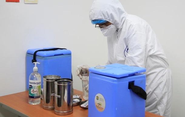 У Польщі виявили перший випадок зараження південноафриканським штамом COVID