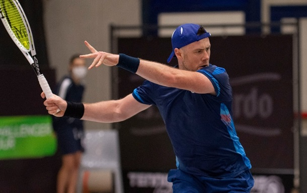 Марченко не сумел выйти во второй полуфинал в Биелле подряд