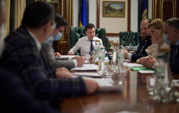 Зеленский создал и реорганизовал ВГА на Донбассе