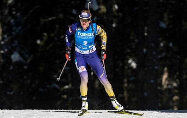 Украина завоевала бронзовые медали в женской эстафете на ЧМ