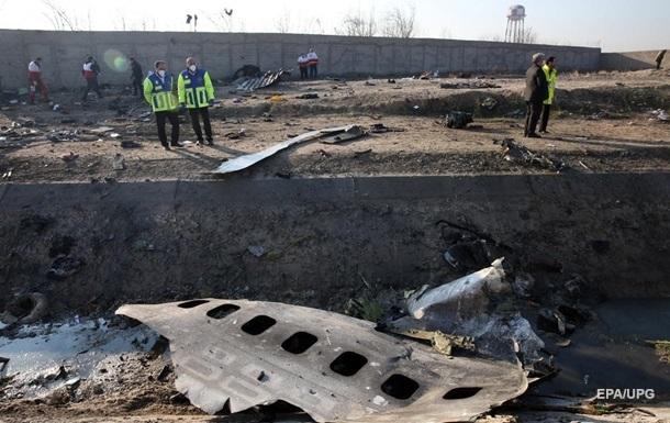 Иран завершил расследование катастрофы МАУ