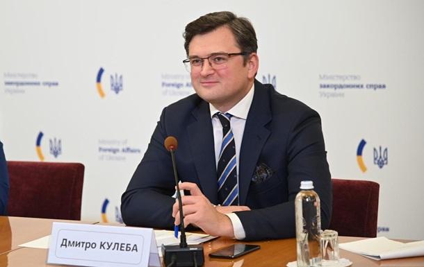 Кулеба указал на суть проекта Северный поток-2