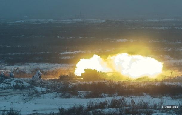 Українські військові відповіли на обстріл на Донбасі