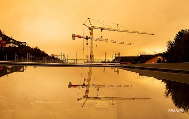 Европу накроет пылью из Сахары