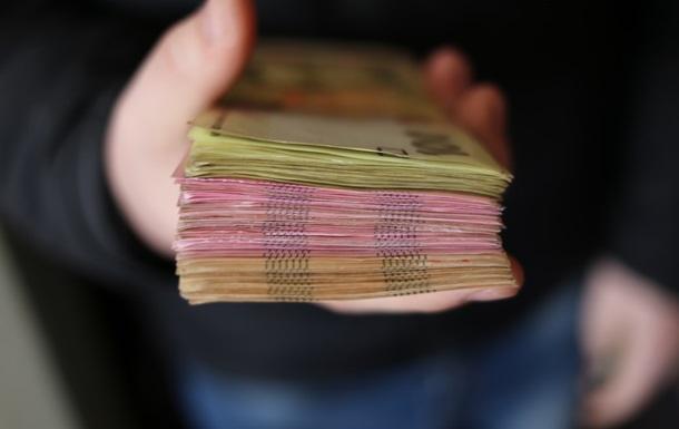 В Украине распространяют фальшивые деньги похожие на настоящие