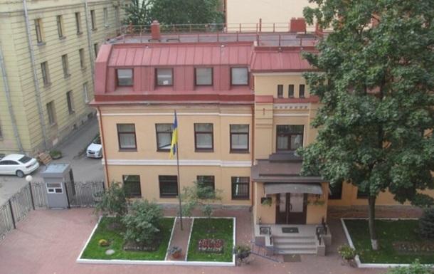 В РФ арестовали россиянина напавшего на сотрудника консульства Украины