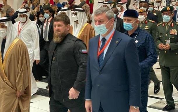 Шмыгаль потребовал от Уруского объяснений из-за фото с Кадыровым