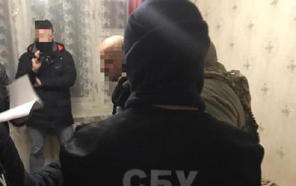 Підполковника податкової поліції підозрюють у роботі на  ДНР