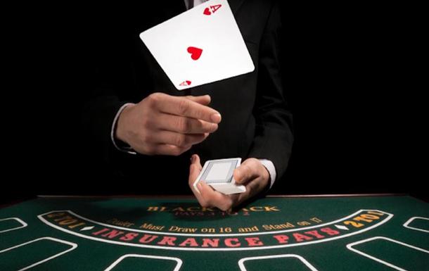 Additional Blackjack game card set - Star Gambling