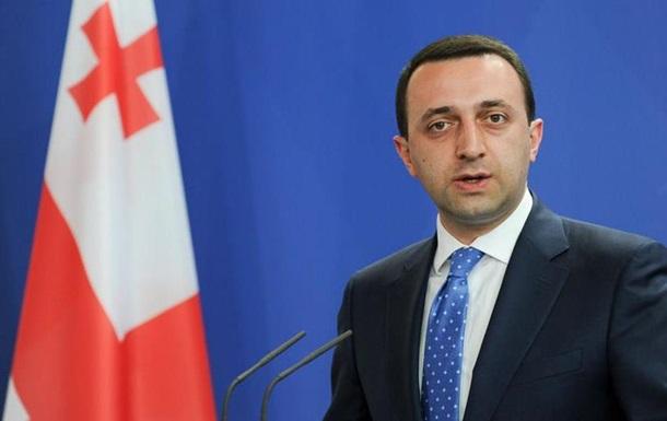 Новий уряд Грузії обіцяє підготувати країну до вступу в ЄС