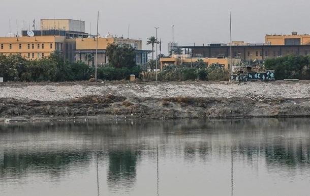 Зелену зону  Багдада обстріляли ракетами