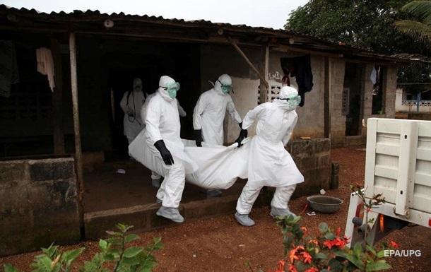 У Гвінеї і Конго спалах Еболи, є померлі