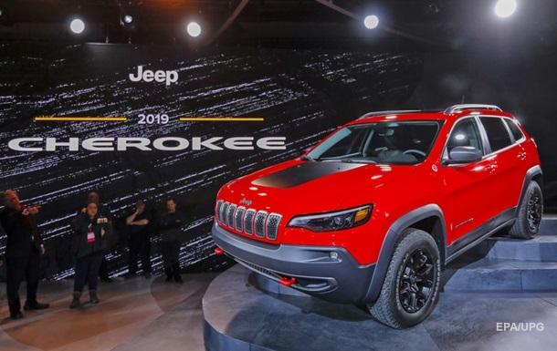 Индейский вождь потребовал от Jeep не использовать название Cherokee