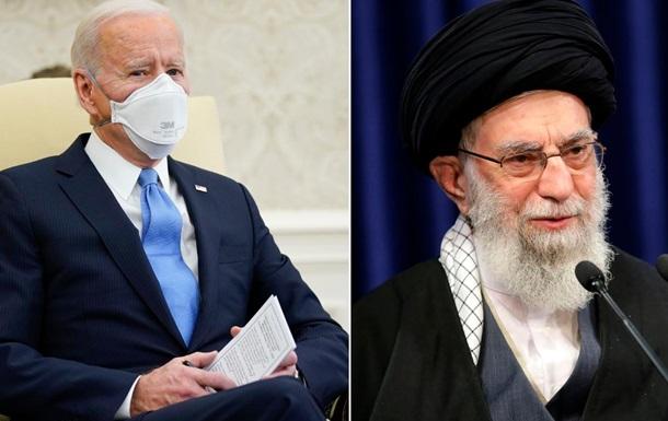 Іран: спланована та узгоджена  капітуляція Байдена