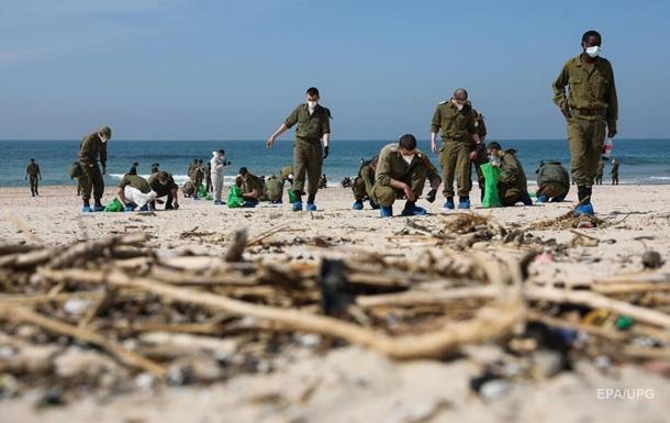 Экокатастрофа в Израиле
