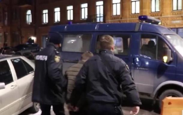 Воры пытались скрыться от полиции в реке Днепр